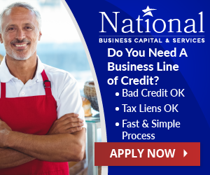 Does you business need a Credit Line? - Apply Now