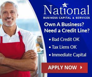 Own a Business? Need a Credit Line? - Apply Now